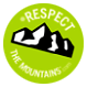 Respect the Grand Massif mounitan range
